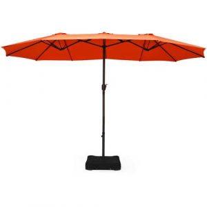 15 Ft Patio Outdoor Umbrella
