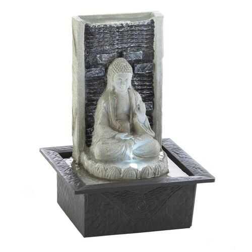 Buddha Cascading Tabletop Fountain