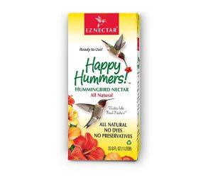Hummingbird & Oriole Food