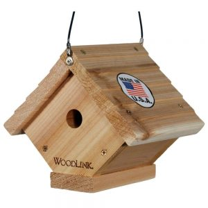 Wren & Chickadee Houses