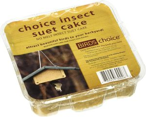 No Melt Suet Cakes
