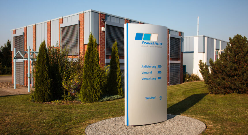 FRANKE-Filter GmbH - Manufacturer of high quality oil mist separators
