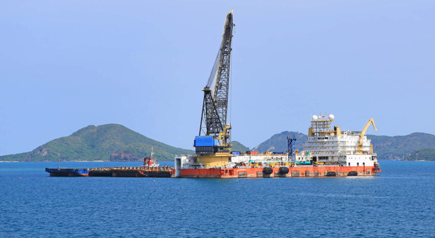 The FPSO will be equipped with FF2 Oil Mist Eliminators from FRANKE-Filter.