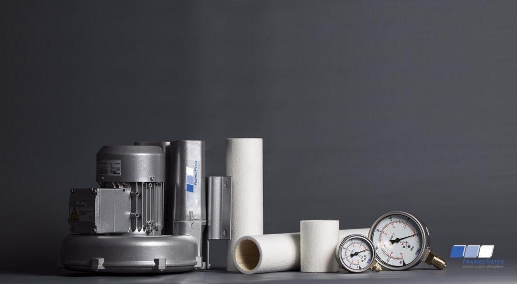 FRANKE-Filter Spare parts for Oil Mist Eliminators