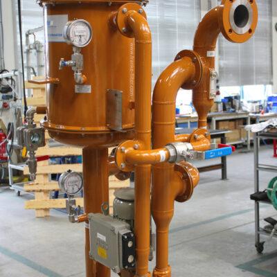 FRANKE-Filter FF2-099 Ölnebelabscheider für Tortue Projekt