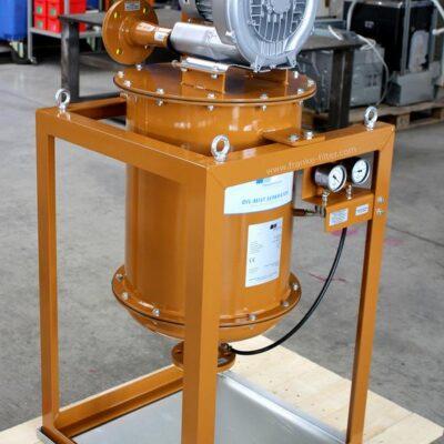Ölnebelabscheider von FRANKE-Filter HG60