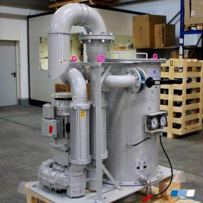 FF2-444 Öldunstabscheider nach kundenspezifischen Anforderungen