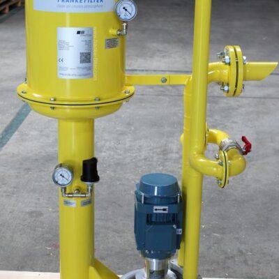 Ölnebelabscheider von FRANKE-Filter in der Größe FF2-066