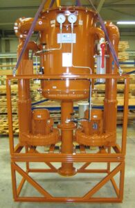 Oil Mist Separators for Siemens Steam turbines