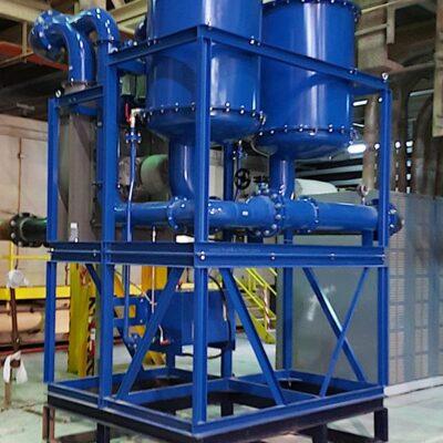 Ölnebelabscheider FF2-999 für eine GE Frame 7E Turbine