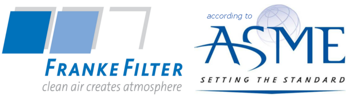 FRANKE-Filter ASME IX Certification