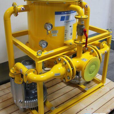 Ölnebelabscheider FF2-166 in gelb