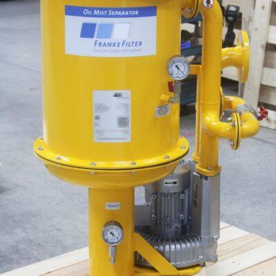 FF2-099 Ölnebelabscheider für eine Industriedampfturbine