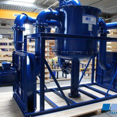 Ölnebelabscheider für GE Frame 9