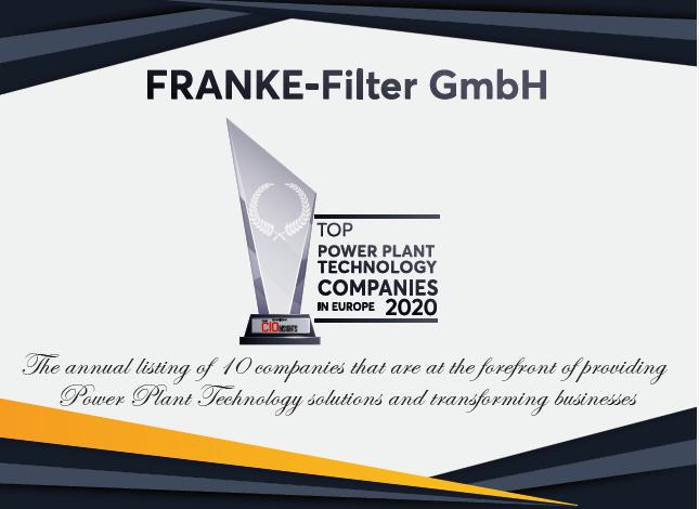 FRANKE-Filter Top 10