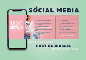 Post carrossel para Social Media