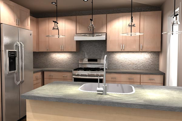 Kitchen Remodel Design Ideas Frs Construction