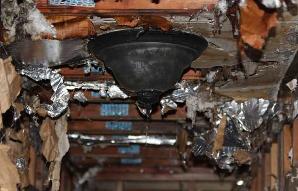 fire damage restoration first restoration services