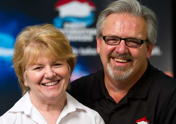Chris and Shelley Silliman: Owners