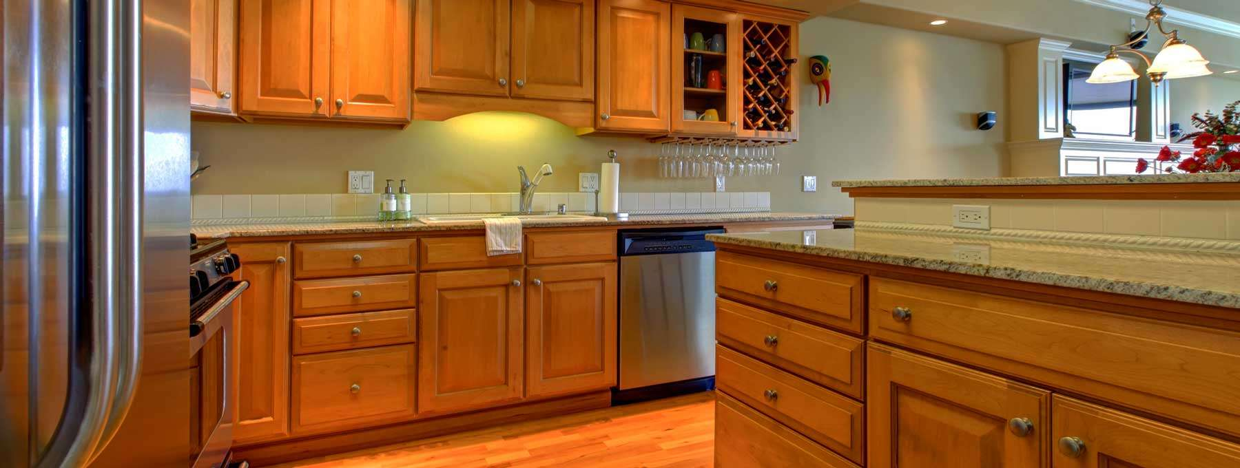 Selecting Your Kitchen Cabinets L Styles Wood Choices L
