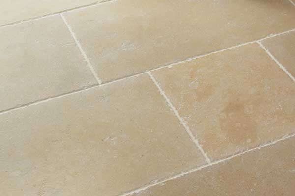 limestone tile floors