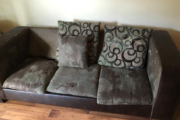 moldy furniture bad hvac first restoration services