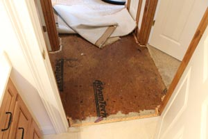 water damage repair first restoration services