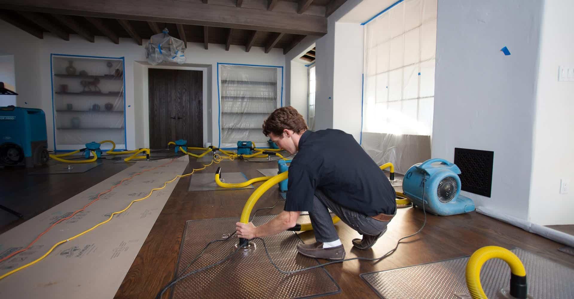 DIY Water Damage Restoration Tips (With Infographic) l Restoration Blog