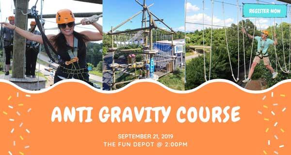 anti gravity course