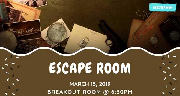 escape room social