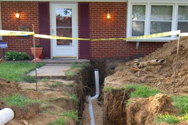 Sewage Damage Cleanup Process