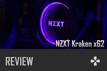 [REVIEW] Watercooling NZXT Kraken X62