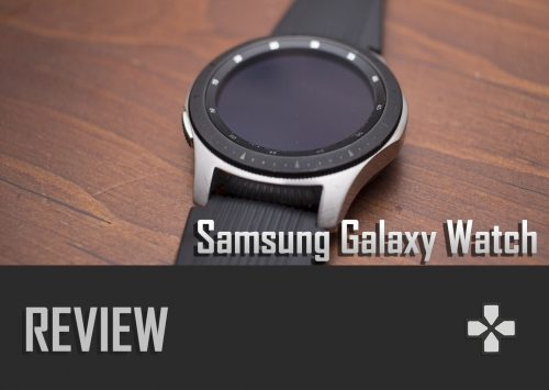 [REVIEW] Samsung Galaxy Watch
