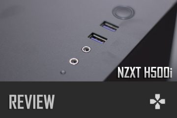 [REVIEW] NZXT H500i