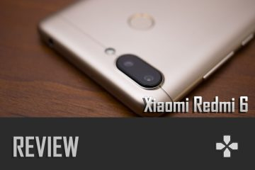 [REVIEW] Xiaomi Redmi 6