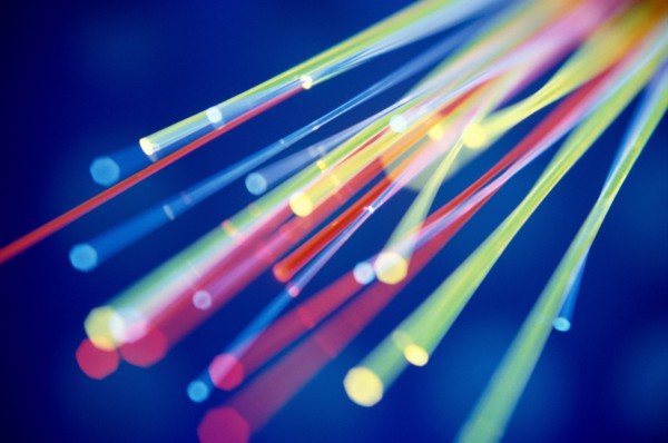 fiber optic colors