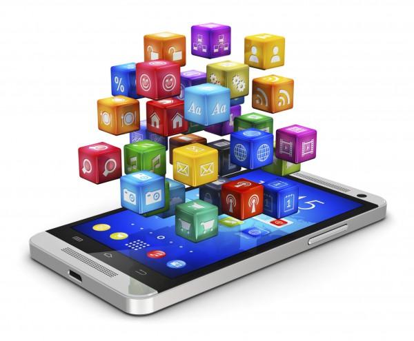 mobile app development cubes