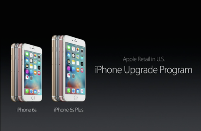 Apple iPhone Upgrade Program