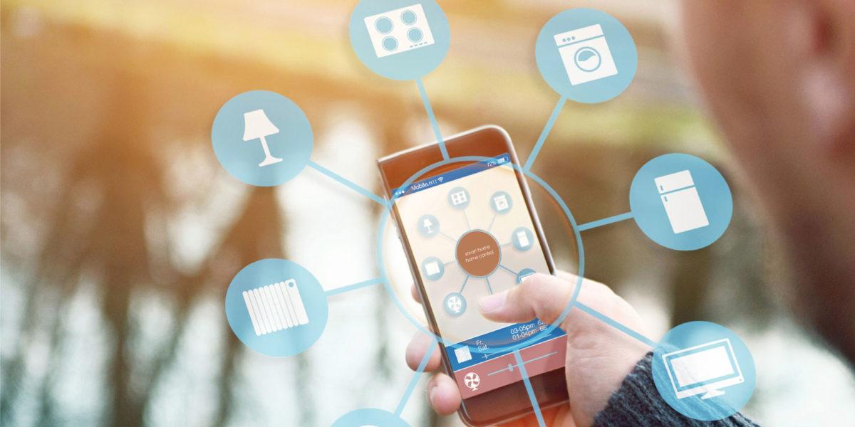 Smart House Phone