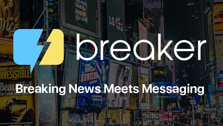 Breaker chat app