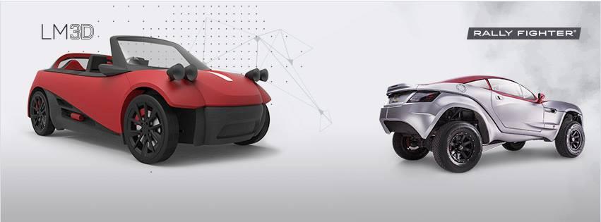 Local Motors 3D-Printed Cars