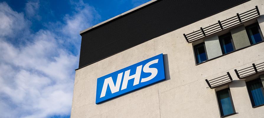 NHS Building