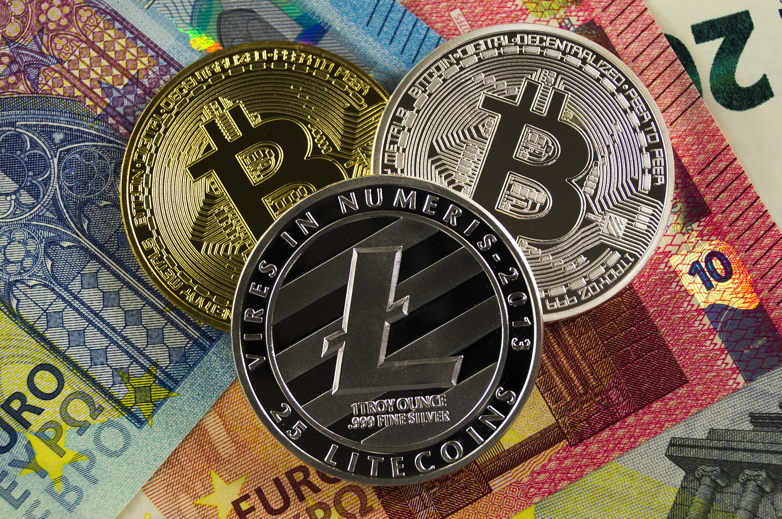 Bitcoin And Litecoin Is A Modern Way Of Exchange And This Crypto