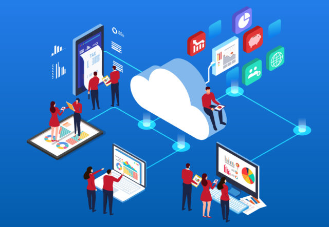 Cloud Technology Work