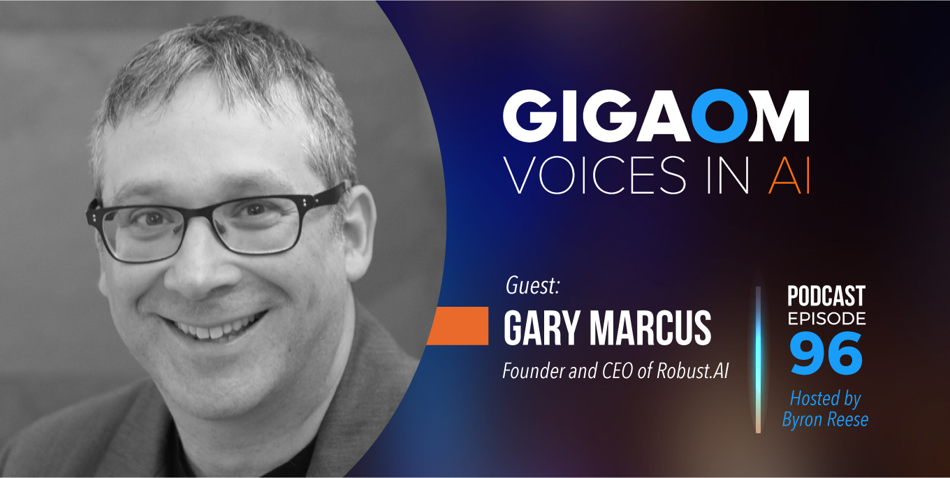 Voices in AI – Episode 96: A Conversation with Gary Marcus