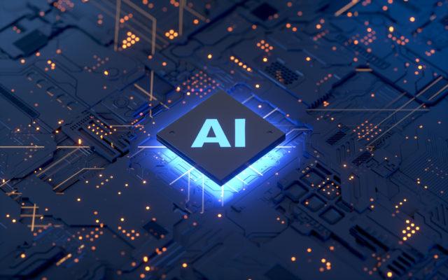 AI, circuit board