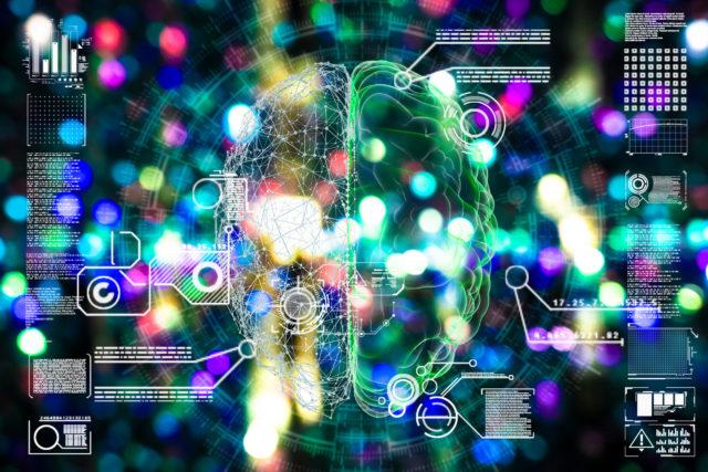 Deep learning illustration