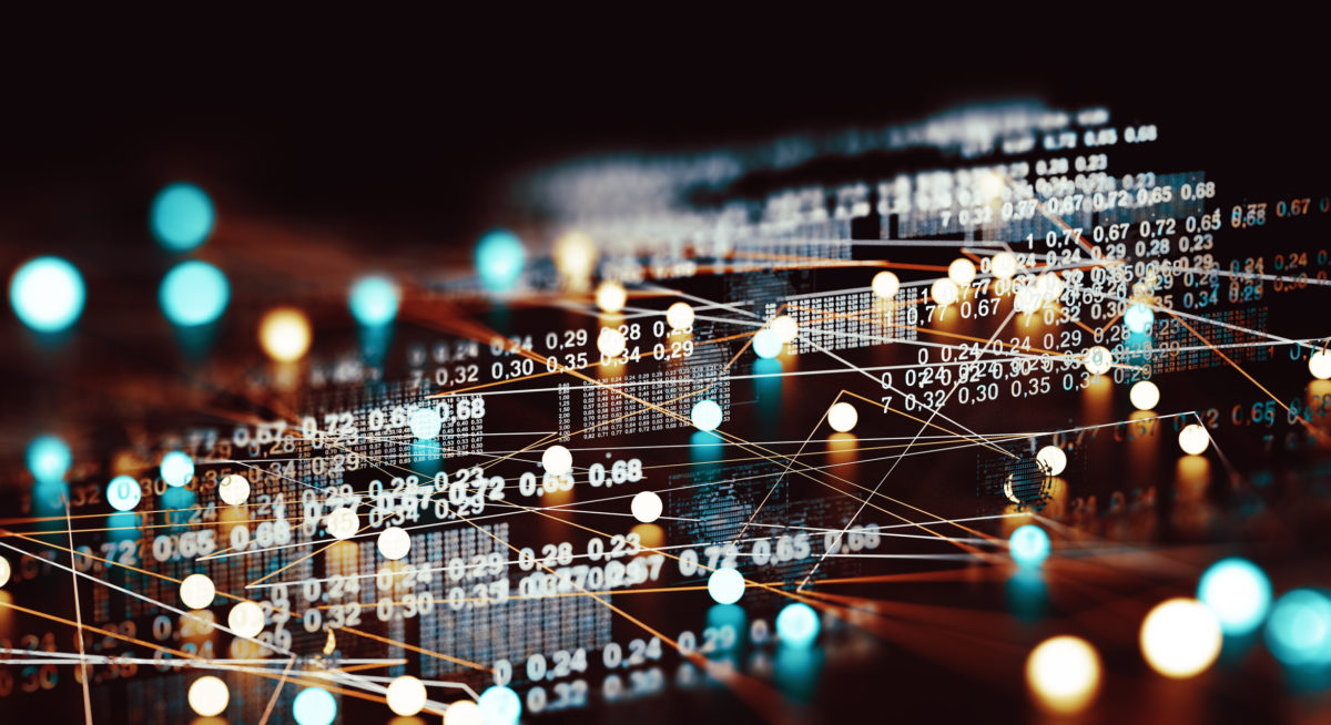 Data structure and information tools for networking business