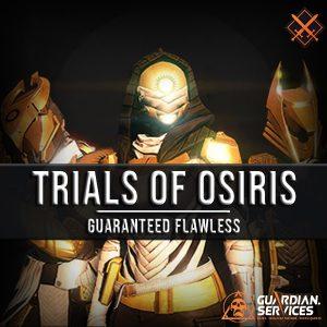 Guaranteed Flawless - Destiny Carries