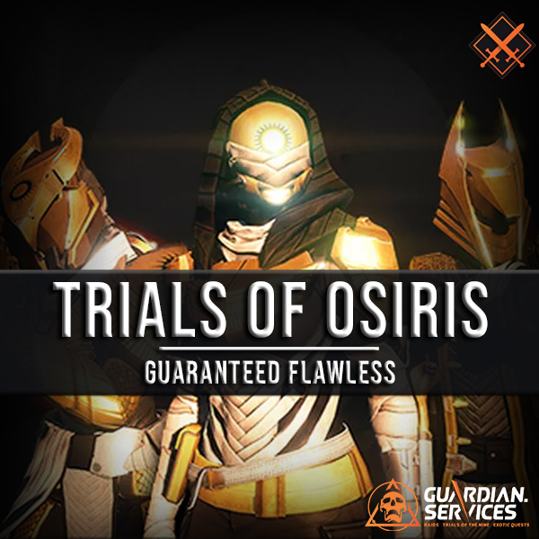 Trials of Osiris – Flawless